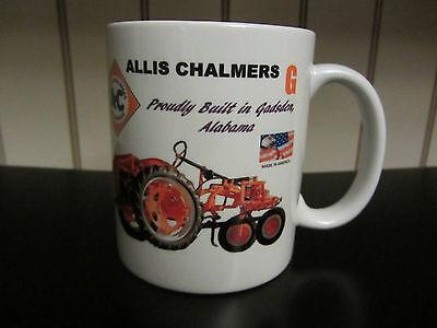 Allis Chalmers G Built In Gadsden Al Coffee Mug