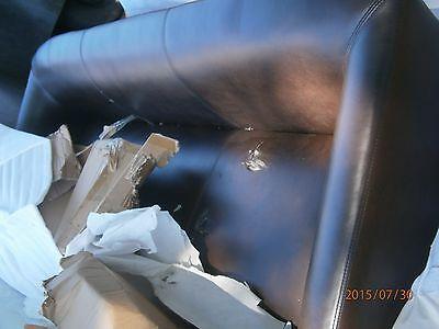 HERCULES Imperial Series Brown Leather Sofa 111-3-BN-GG New  Series Brown Leather Sofa
