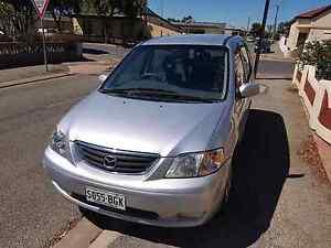 2001 Mazda MPV Port Pirie Port Pirie City Preview