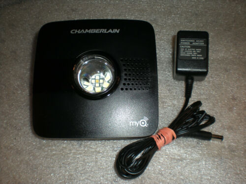 Chamberlain Myq-g0201 MyQ HUB WITH ADAPTER ONLY NO CONTROLLER