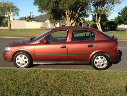 CHEAP AUTOMATIC 148000KM 2001 HOLDEN ASTRA PW COLD AC 3/18 REGO