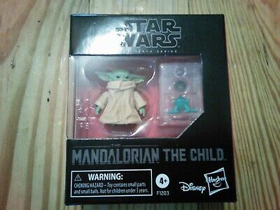The Child (Baby Yoda) from The Mandalorian Star Wars Black Series Action Figure