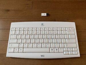 Logitech Wii Keyboard. Working with Windows