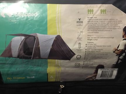 6 person 3 room dome tent & 2 person tent NEW Kathmandu Bora | Miscellaneous Goods | Gumtree ...