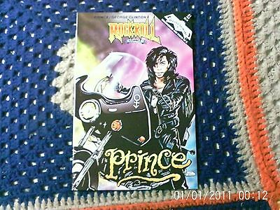 ROCK N ROLL COMICS PRINCE/GEORGE CLINTON # 21 RARE