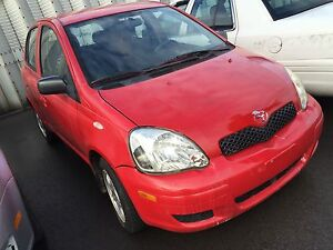 2004 Toyota Echo LE HATCHBACK CERTIFIED ETESTED