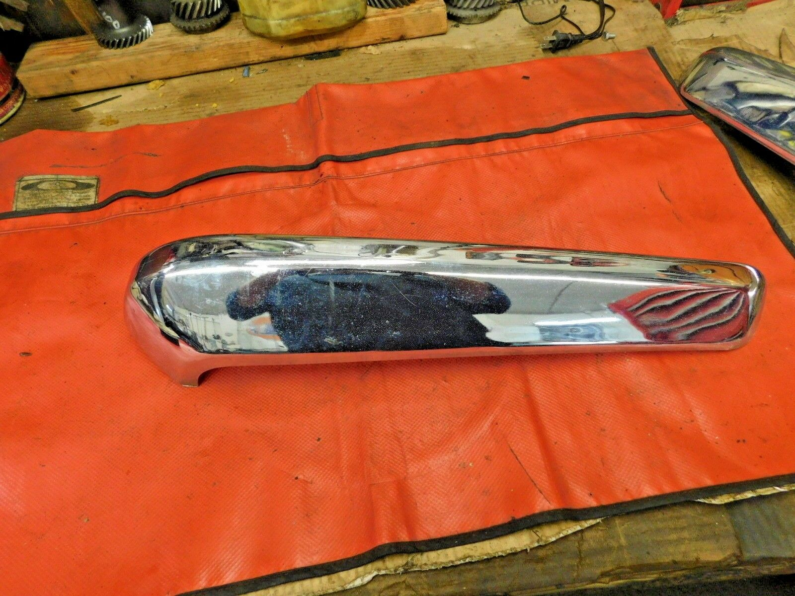Used Triumph Tr6 Bumpers For Sale Page 2