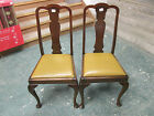 Queen Anne Style Chairs