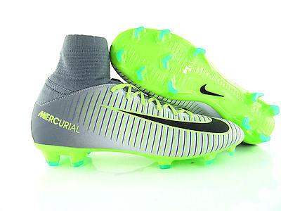 Nike JR Mercurial Superfly V FG Cleats Football Soccer Fussball Kids Kinder  ()
