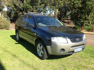 2007 FORD TERRITORY TS AUTOMATIC WAGON $5490 with 1 YEAR WARRANTY Leederville Vincent Area Preview