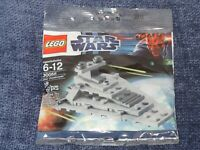Lego Star Wars 30056 8026 Mini Imperial Star Destroyer /& Tie Fighter Promos New