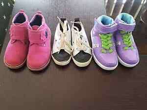 Girls shoes size 8 & 9 Highland Park Gold Coast City Preview