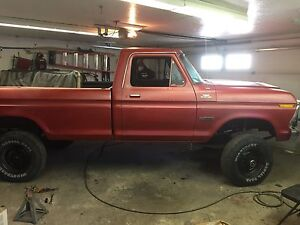1979 FORD 250 RIMS AND TIRES