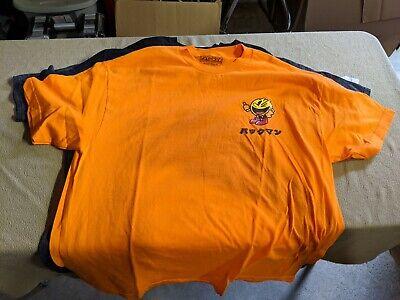 Pac Man Kanji Video game Shirt XL
