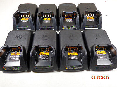 Motorola Apx8000 Radio Vhf Apx7000 Apx6000 Nntn7079a Impres V3.9 Charger