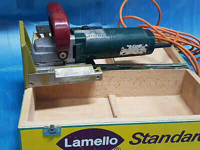 Lamello Top 10 Biscuit Jointer Ag Ga2 750w 3.2a 220v