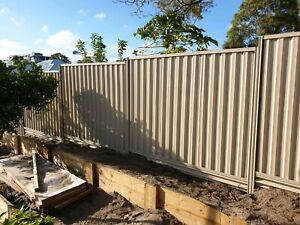 Colorbond fencing and gates installation Inglewood Stirling Area Preview