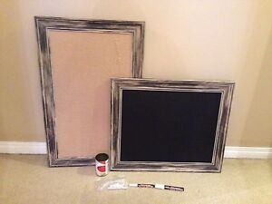 Display boards and easels: wedding