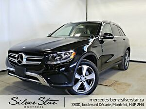 2017 Mercedes Benz GLC300 4MATIC-CAMERA-SUV