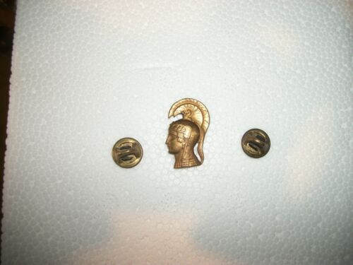 Rare Vintage WWII WAC Womens Army Corps Officer Insignia