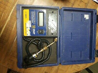 Yellow Jacket 69075 Full Range Superevac Lcd Vacuum Gauge Needs Batteries