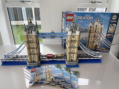 Lego creator tower bridge 10214 Expert Boxed
