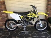 Suzuki RM125 Thirlmere Wollondilly Area Preview