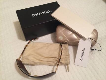 Auth Chanel Pearl Collection Sunglasses Essendon Moonee Valley Preview