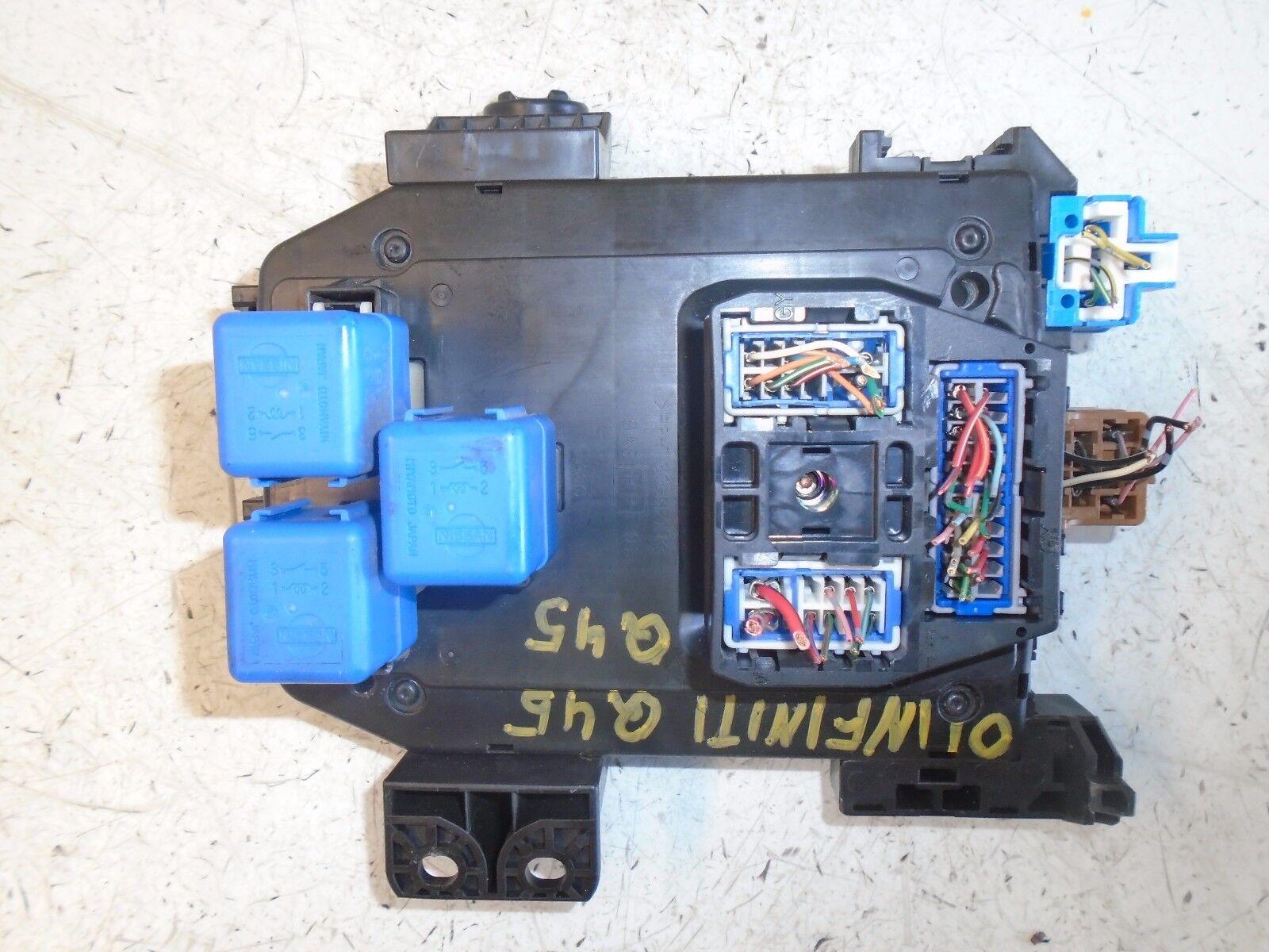 Q45 Fuse Box | Wiring Diagram  Infiniti Q Fuse Box on