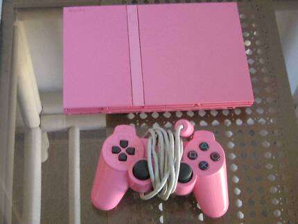 PS2 CONSOLE PINK Marcoola Maroochydore Area Preview