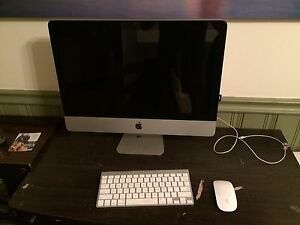 21.5 Apple iMac Mid 2010