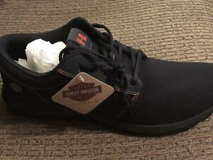 Harley-Davidson casual shoes