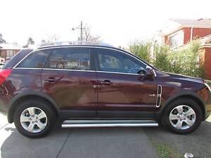 2012 Holden Captiva Wagon Craigieburn Hume Area Preview