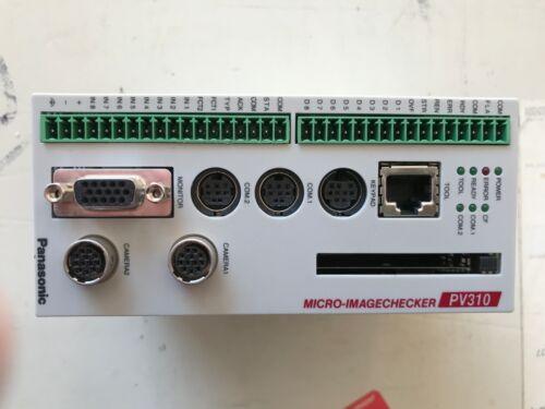 PANASONIC  MICRO IMAGECHECKER  PV310/ ANPV0310EDN Ver.1.02