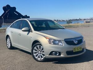 2011 Holden Cruze CDX Cruze JH Series II CDX Automatic - Finance TAP Mayfield East Newcastle Area Preview