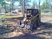 Stick root rake for bobcat skidsteer cat Emerald Central Highlands Preview