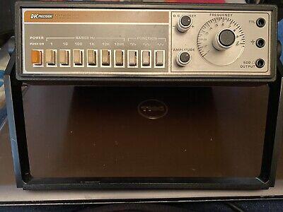 Vintage Bk Precision 3010 Function Generator Dynascan Corp Tester