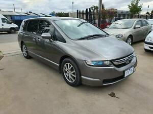 2008 Honda Odyssey Wagon AUTO 7 SEATER RWC READY Williamstown North Hobsons Bay Area Preview