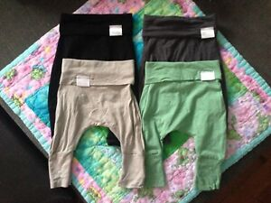 Grow with me pants Size 0-6 months