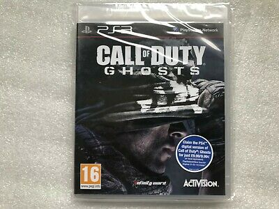 Call of Duty Ghosts PS3 Game for Sony PlayStation 3 NEW AND...