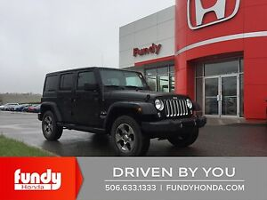 2017 Jeep Wrangler Unlimited Sahara SAVE $10,000 COMAPRED TO...