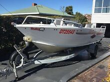Aluminium side console 5m Kakadu Runabout Devonport Devonport Area Preview