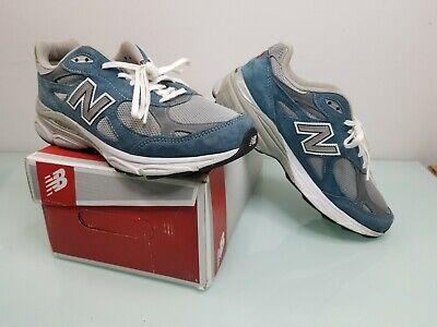 New Balance 990 Classic Men's Running Shoes Gray 2E M990PT3 Sz 9