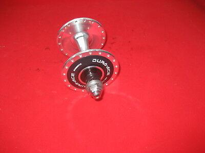 Dura Ace Rear Track Hub   28 Hole  Hb 7600    Single Sided   Large Flange