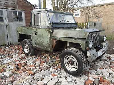 Land Rover Series 111 Light Weight for Restoration TAX & MOT Except