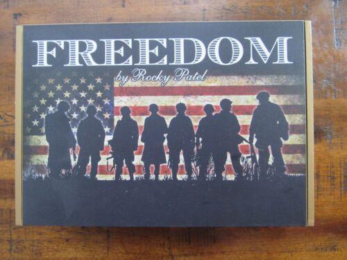 FREEDOM by ROCKY PATEL WOODEN CIGAR BOX