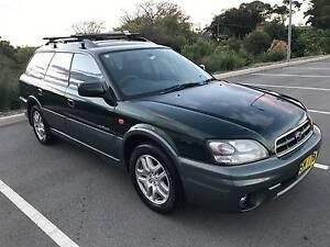 2002 Subaru Outback Wagon Malabar Eastern Suburbs Preview