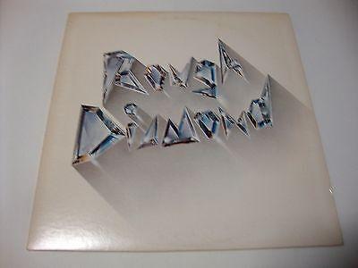 ROUGH DIAMOND 1977 LP URIAH HEEP DAVID BYRON humble pie VG+ HARD ROCK