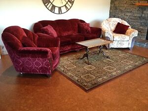 1945 Bunny Back couch