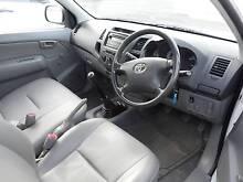 2007 Toyota Hilux Ute Devonport Devonport Area Preview